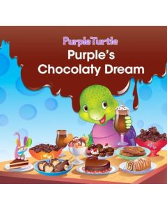 Purple Turtle - Purple's Chocolaty Dream