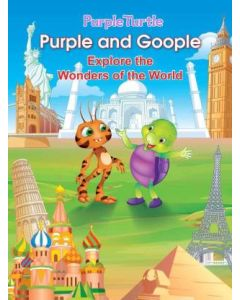 Purple and Goopleexplore the Wonders of the World