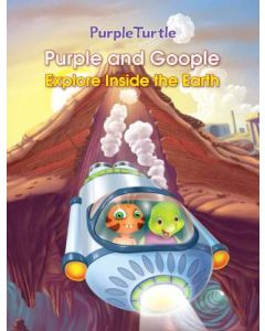 Purple and Goople Exploreinside the Earth