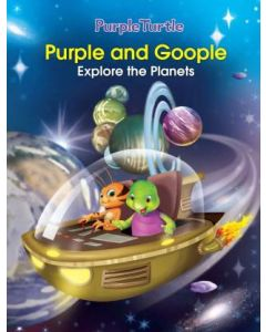 Purple and Goopleexplore the Planets