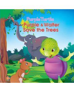 Purple Save the Tress