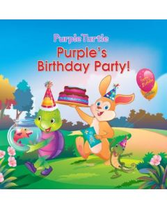 Purple's birthday party