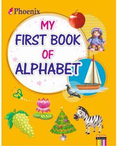 Phoenix My First Book Of Alphabet (DVD Opt.)