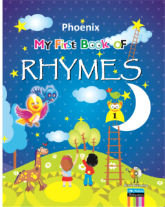 Phoenix My First Book Of Rhymes - 1 (DVD Opt.)