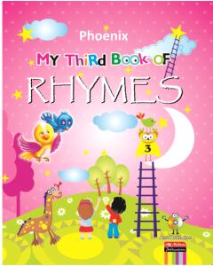 Phoenix My Third Book Of Rhymes - 3 (DVD Opt.)