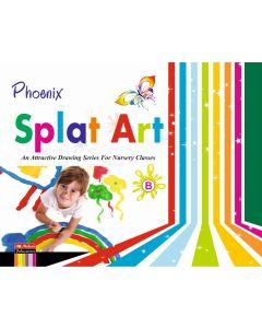 Phoenix Splat Art - B