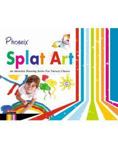 Phoenix Splat Art - C
