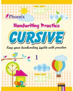 Phoenix Handwriting Practice Cursive - 1
