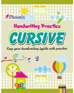 Phoenix Handwriting Practice Cursive - 2