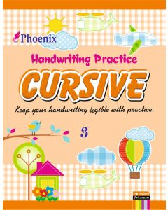 Phoenix Handwriting Practice Cursive - 3