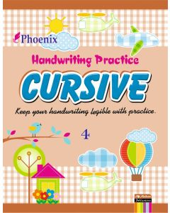 Phoenix Handwriting Practice Cursive - 4