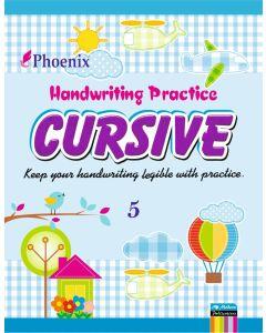 Phoenix Handwriting Practice Cursive - 5