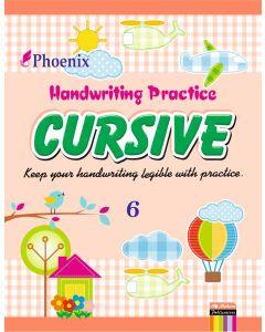 Phoenix Handwriting Practice Cursive - 6