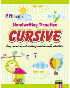 Phoenix Handwriting Practice Cursive - 7