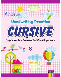 Phoenix Handwriting Practice Cursive - 8