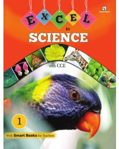 Excel in Science Book
