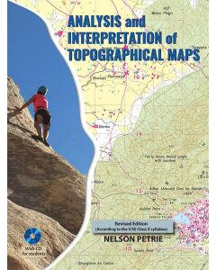 Analysis and Interpretation of Topographical Maps(for classes 9 and 10 of ICSE schools)