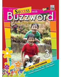 New Success with Buzzword Main Course Book 3