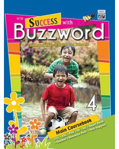 New Success with Buzzword Main Course Book 4