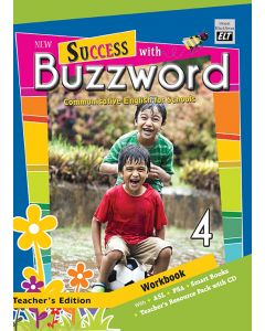 New Success with Buzzword Workbook 4