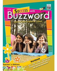 New Success with Buzzword Workbook 6