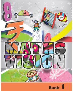 Maths Vision - Book 1