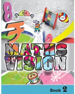 Maths Vision - Book 2