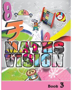 Maths Vision - Book 3