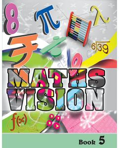 Maths Vision - Book 5