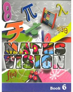 Maths Vision - Book 6