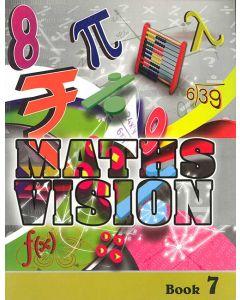 Maths Vision - Book 7