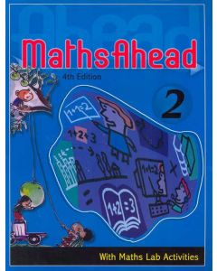 Maths Ahead Book 2: With Maths Lab Activities