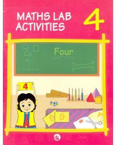 Orient BlackSwan Maths Lab ACtivities - 4