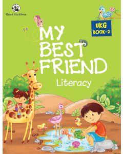 My Best Friend UKG Book 2 - Literacy Primer