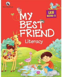 My Best Friend LKG Book 2 - Literacy Primer
