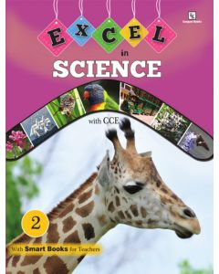 Excel in Science Book 2