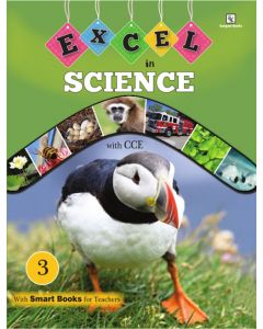 Excel in Science Book 3
