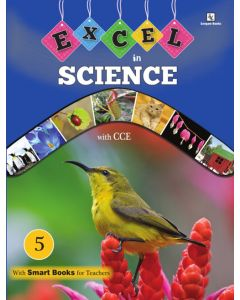 Excel in Science Book 5