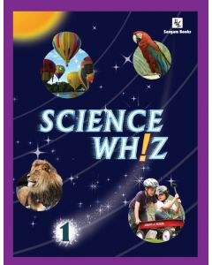 Science Whiz Book 1