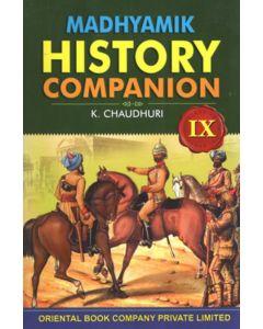 Madhyamik History Companion - IX