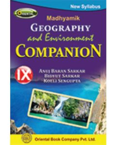 Madhyamik Geography & Environment COMPANION - IX