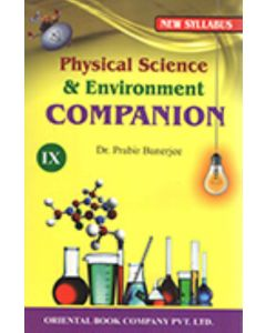 Physical Science & Environment COMPANION -IX