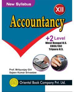 ACCOUNTANCY - XII