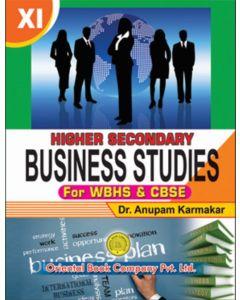 Higher Secondary Business Studies XI