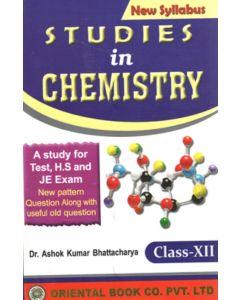 STUDIES IN CHEMISTRY - XII