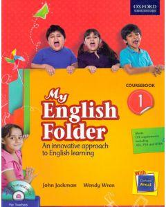 My English Folder Course Book Class - 1