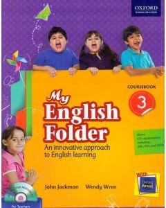 My English Folder Course Book Class - 3