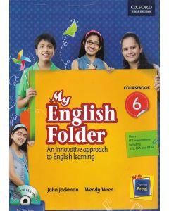My English Folder Course Book Class - 6