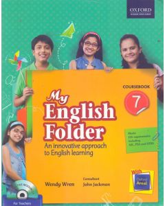 My English Folder Course Book Class - 7