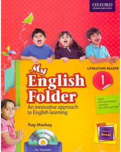 My English Folder Literature Reader Class - 1